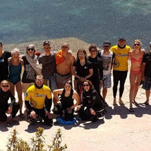Corse 2017 - Les apnéistes